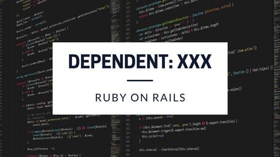 【Rails】ActiveRecordの:dependent使い分けまとめ【:destroy, :delete, :nullify】